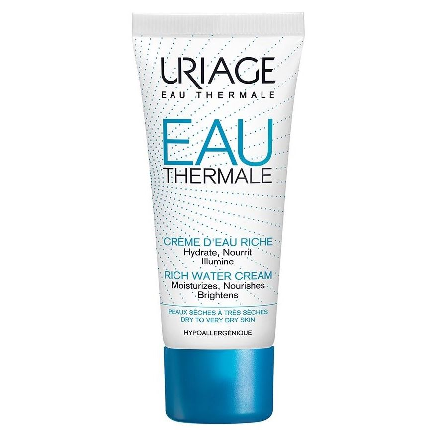 Крем Uriage Eau Thermale Rich Water Cream  40 мл крем uriage isoliss cream