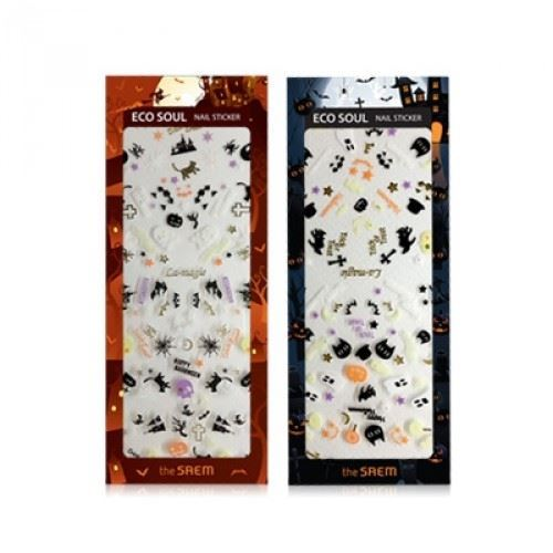 Наборы The Saem Nail Sticker (01 Castle of the Witch)