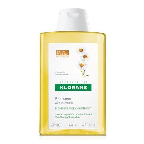 Шампунь Klorane Шампунь с экстрактом Ромашки для светлых волос