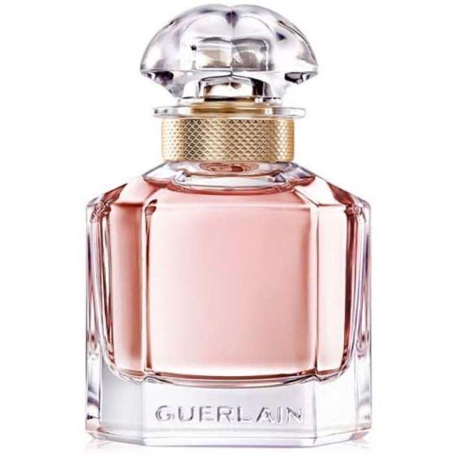 Парфюмированная вода Guerlain Mon Guerlain 50 мл guerlain guerlain тональная основа флюид meteorites baby glow 3 medium 30 мл