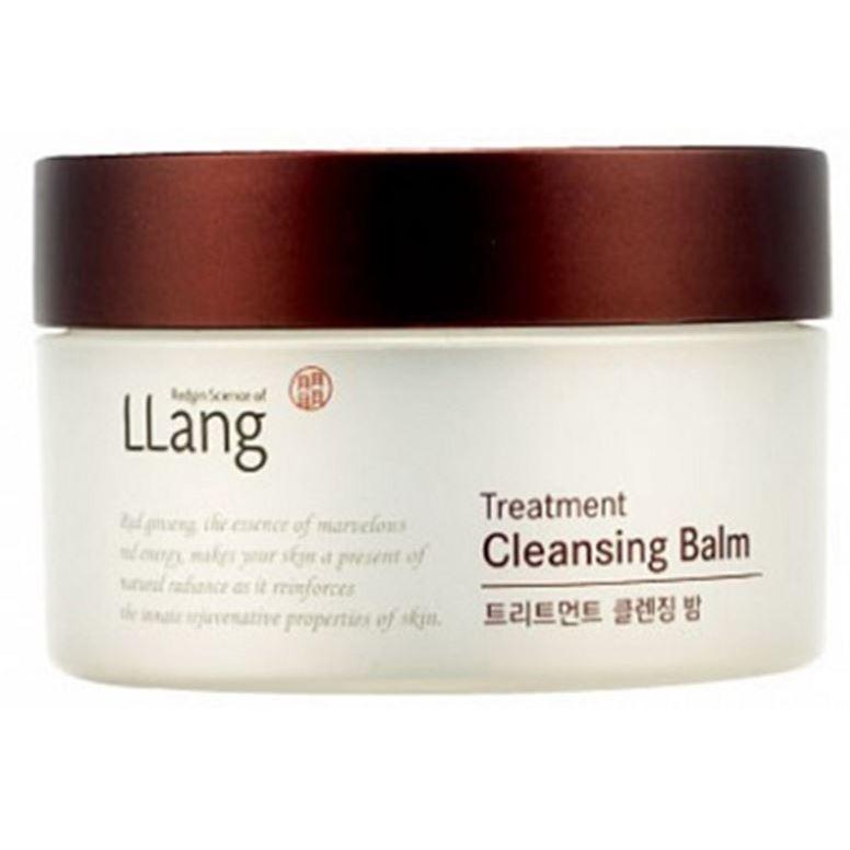 Бальзам LLang Treatment Cleansing Balm cleansing очищающий бальзам для лица с облепиховым маслом