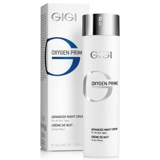 Крем GiGi Advanced Night Cream 50 мл крем gigi night renewal cream 50 мл