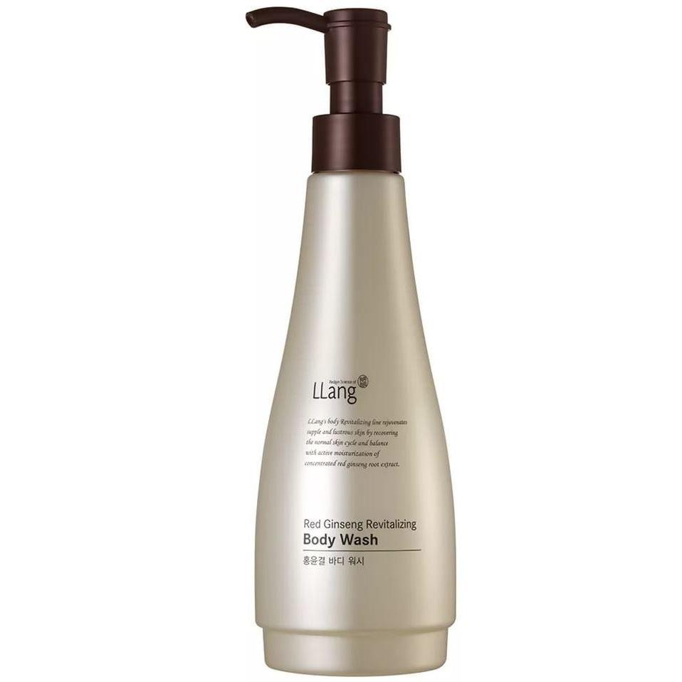 Гель для душа LLang Red Ginseng Revitalizing Body Wash 285 мл тоник llang red ginseng damage care hair mist 150 мл