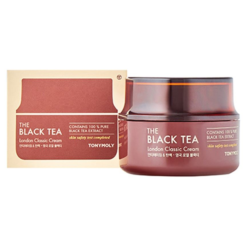 Крем Tony Moly The Black Tea London Classic Cream крем tony moly the black tea london classic cream