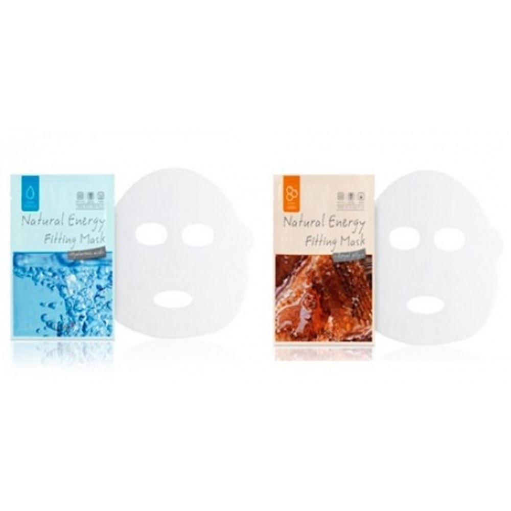 Маска LLang Natural Energy Fitting Mask (Royal Jelly)