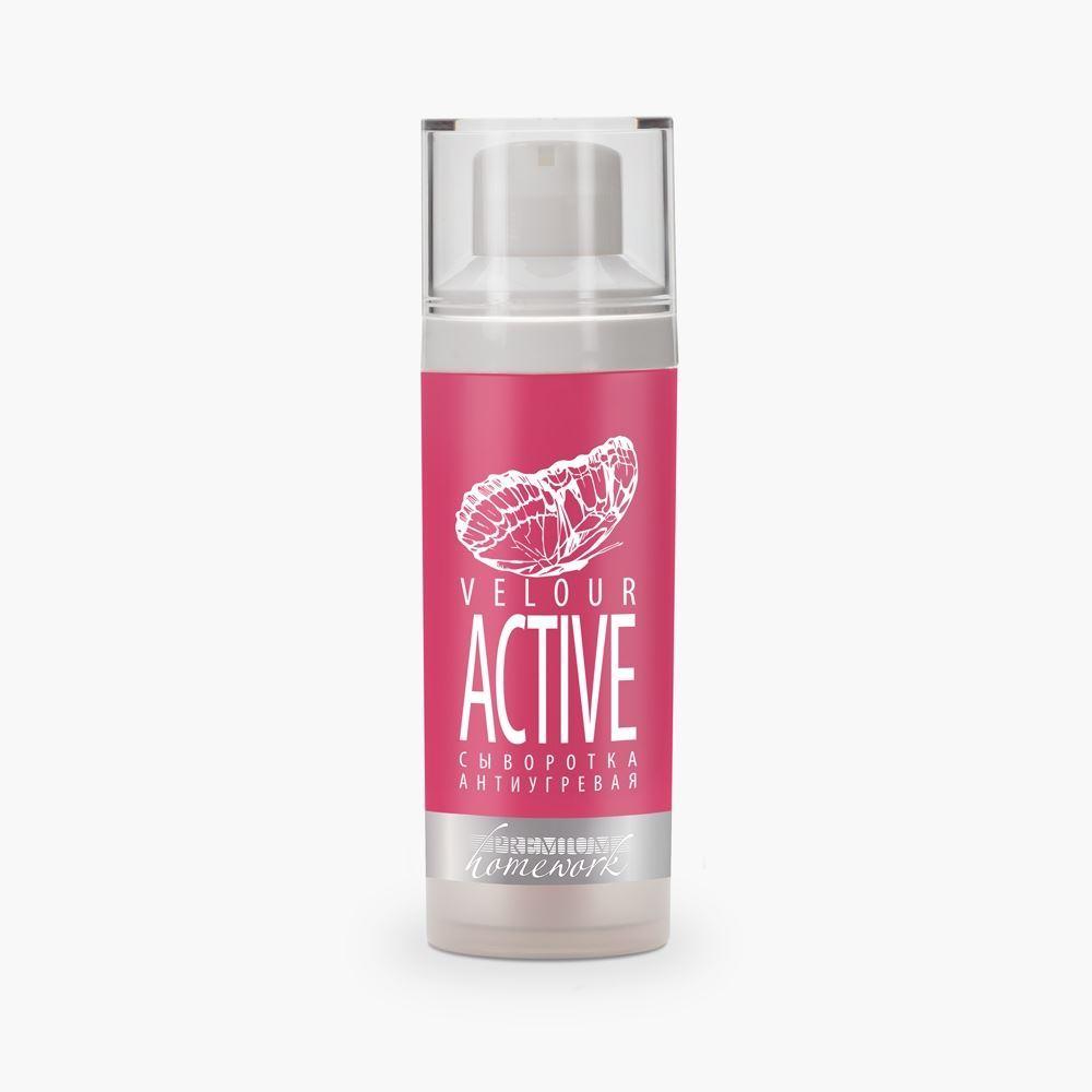 Сыворотка Premium Сыворотка Velor Active антиугревая 30 мл сыворотка
