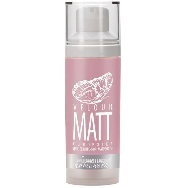 Сыворотка Premium Сыворотка Velour Matt для безупречной матовости сыворотка avene гидранс оптималь сыворотка