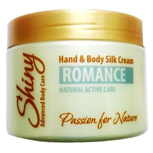 Крем Shiny Natural Active Care Romance Hand & Body Silk Cream 400 мл недорого