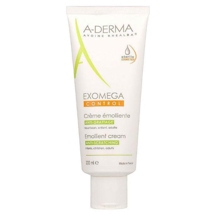 Набор A-Derma D.E.F.I. Emollient Cream (Набор: крем, 50 мл + масло, 50 мл) крем a derma d e f i emollient cream