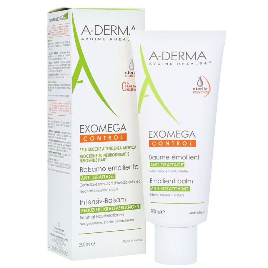 Бальзам A-Derma D.E.F.I. Emollient Balm 200 мл крем a derma d e f i emollient cream
