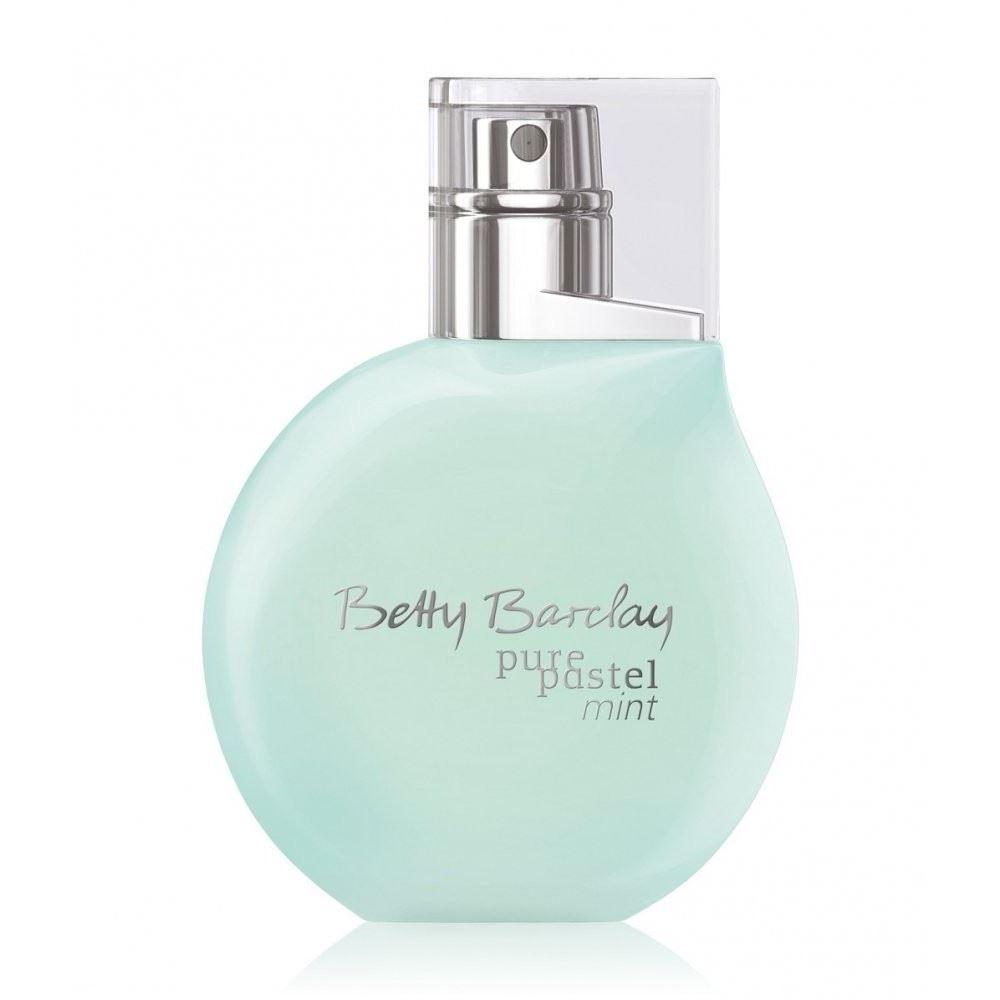 Туалетная вода Betty Barclay Pure Pastel Mint 50 мл туалетная вода betty barclay betty barclay pure pastel mint туалетная вода 50 мл