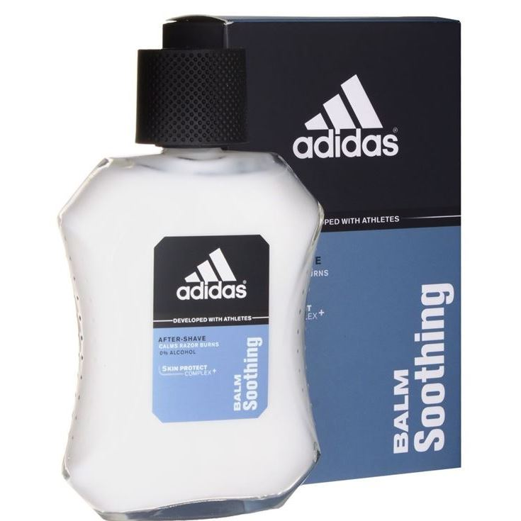 Бальзам Adidas Skin Protect After-Shave Soothing Balm 100 мл kueshi afther shave бальзам после бритья 100 мл