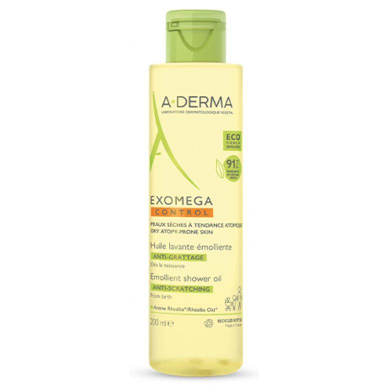 Масло A-Derma Emollient Cleansing Oil сel derma prestige для лица