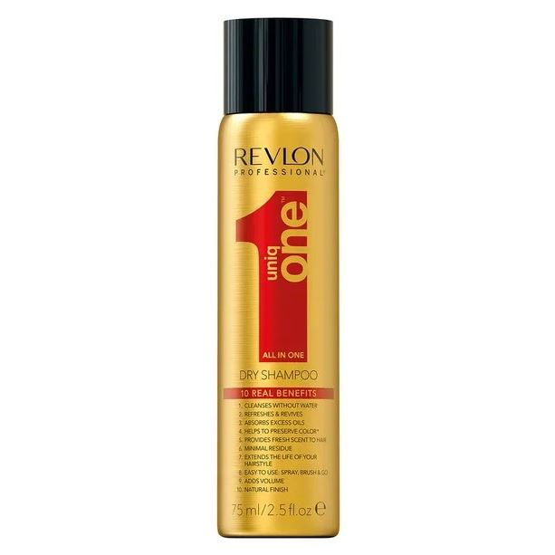 Шампунь Revlon Professional Uniq One Dry Shampoo revlon professional uniq one all in one conditioning shampoo 6 300 мл