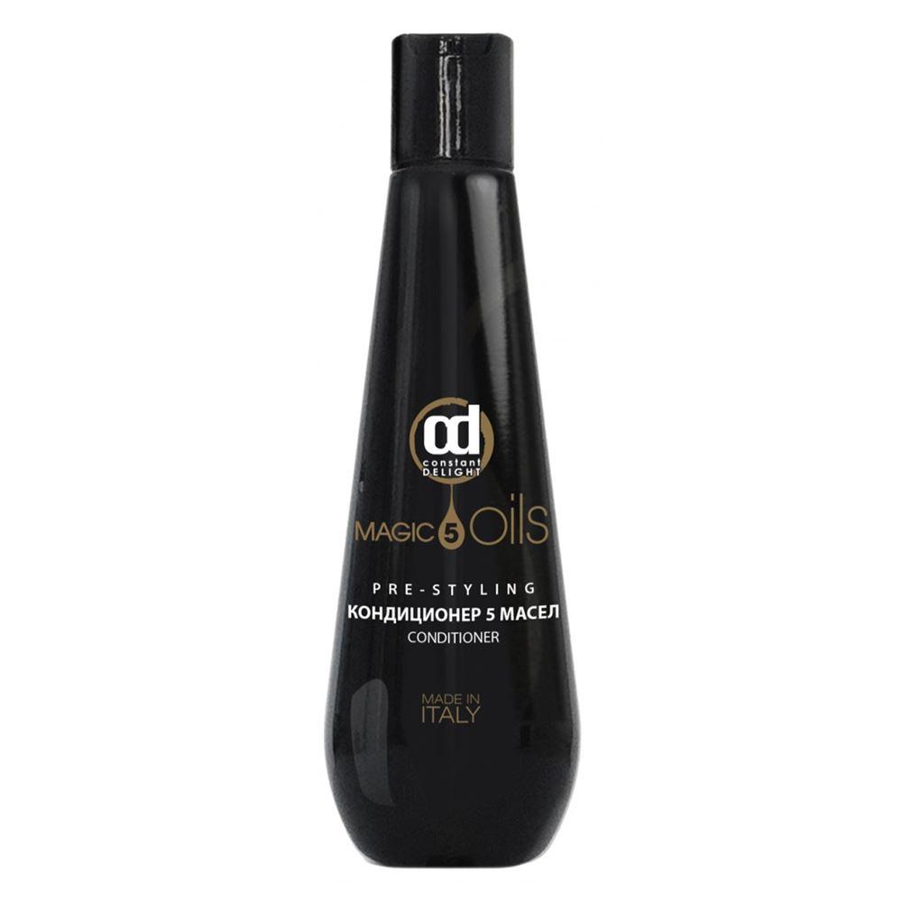 Кондиционер Constant Delight 5 Magic Oils Pre-Stylin Кондиционер 5 Масел stylin basecoat в москве