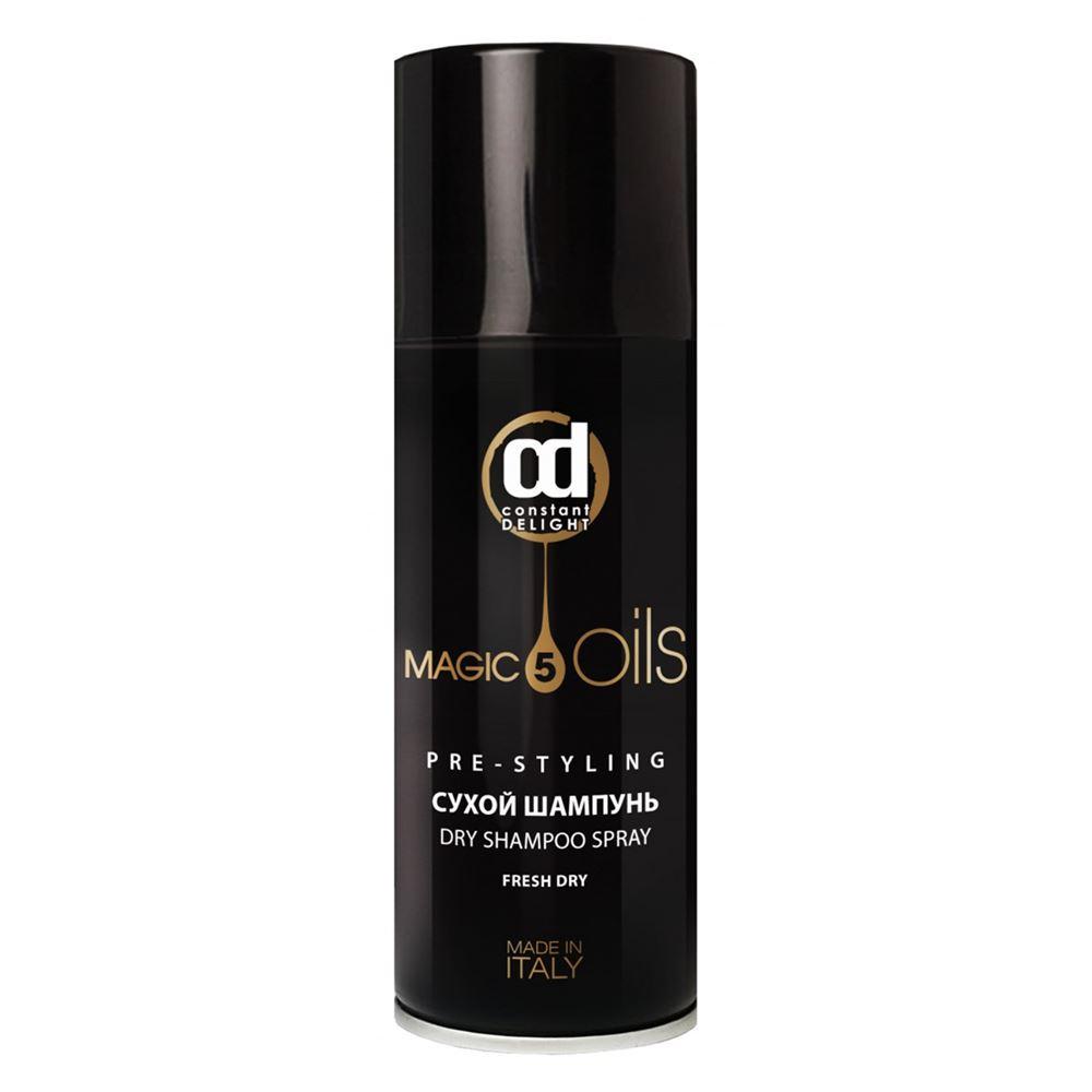 Шампунь Constant Delight 5 Magic Oils Pre-Stylin Сухой шампунь 100 мл stylin basecoat в москве