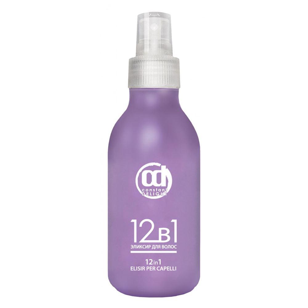 Маска Constant Delight 12 в 1 эликсир для волос 200 мл средства для волос