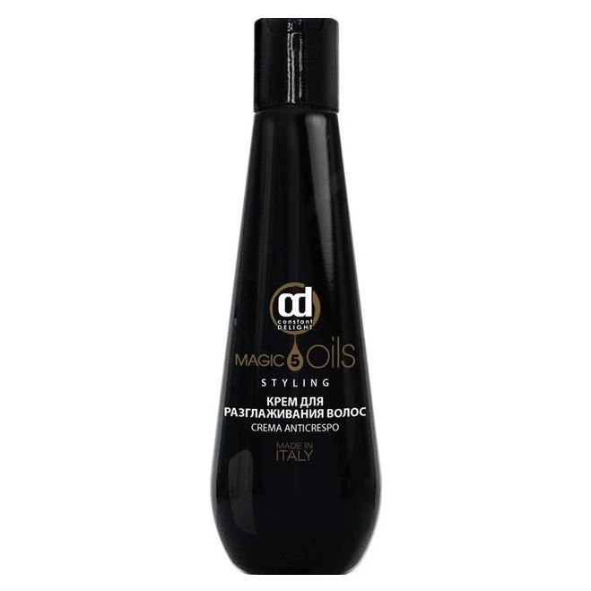 Крем Constant Delight 5 Magic Oils Styling Крем для разглаживания волос 200 мл magic leverag для длинных волос