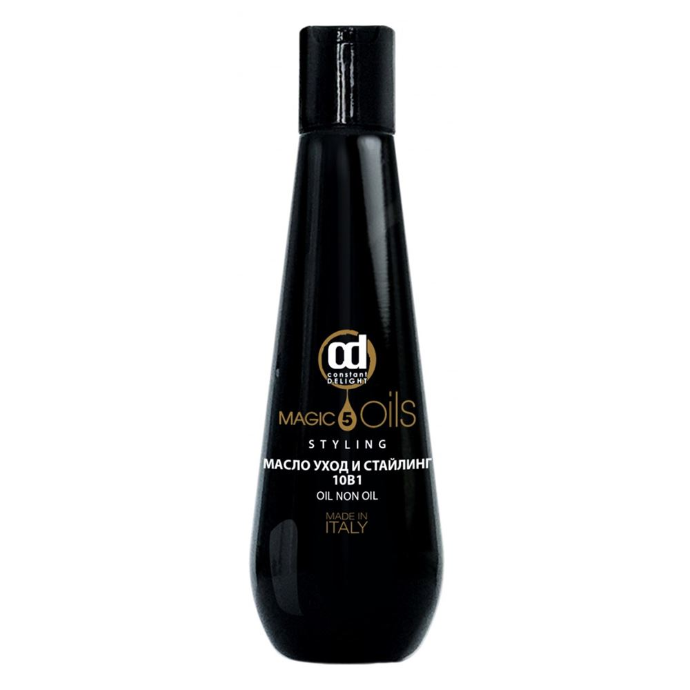 Масло Constant Delight 5 Magic Oils Styling Масло уход и стайлинг 10 в 1 стайлинг крем 5 magic oils 200 мл