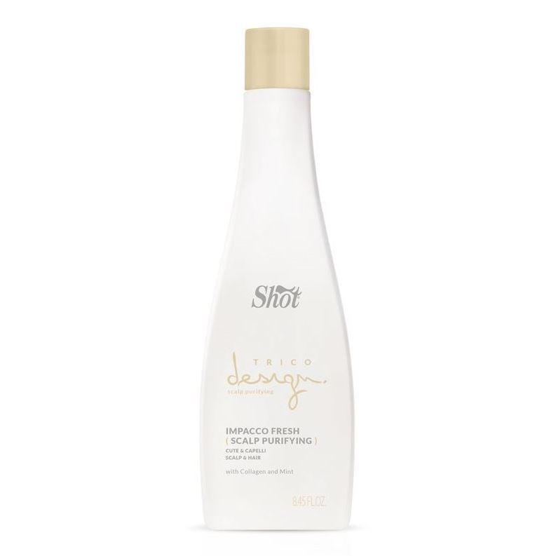 Жидкость Shot Poultice Fresh Relax Scalp & Hair 250 мл цена