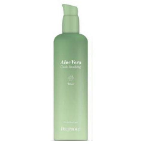 Эмульсия Deoproce Aloe Vera Oasis Emulsion гигиеническая помада planter s aloe vera максимальный объем увлажняющая 5 5 мл