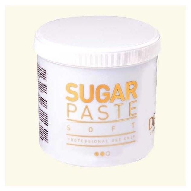 Воск Beauty Image Паста сахарная, средней плотности (500 г) beauty image кассета с розовым воском лицо roll on 110мл
