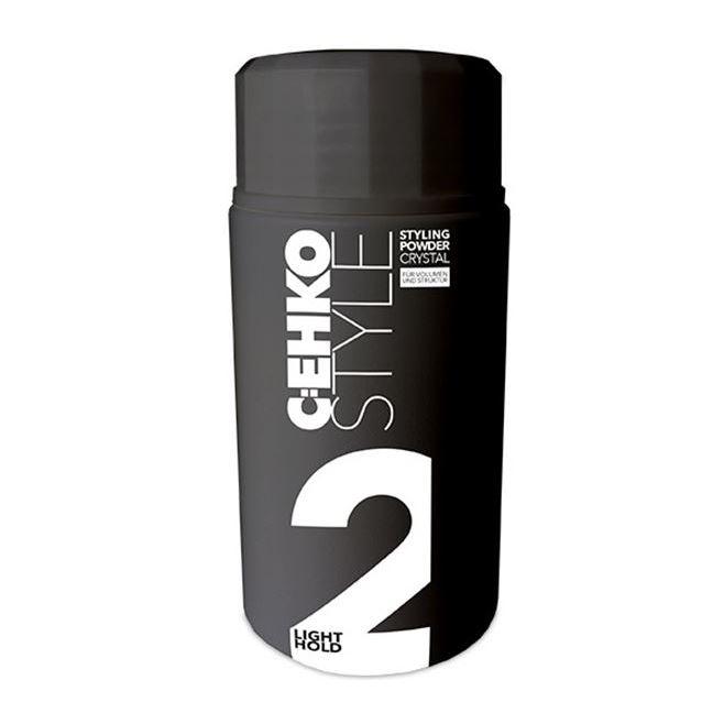 Пудра C:EHKO Style Styling Powder Crystal (10 г) mac splash and last pro longwear powder устойчивая компактная пудра dark tan