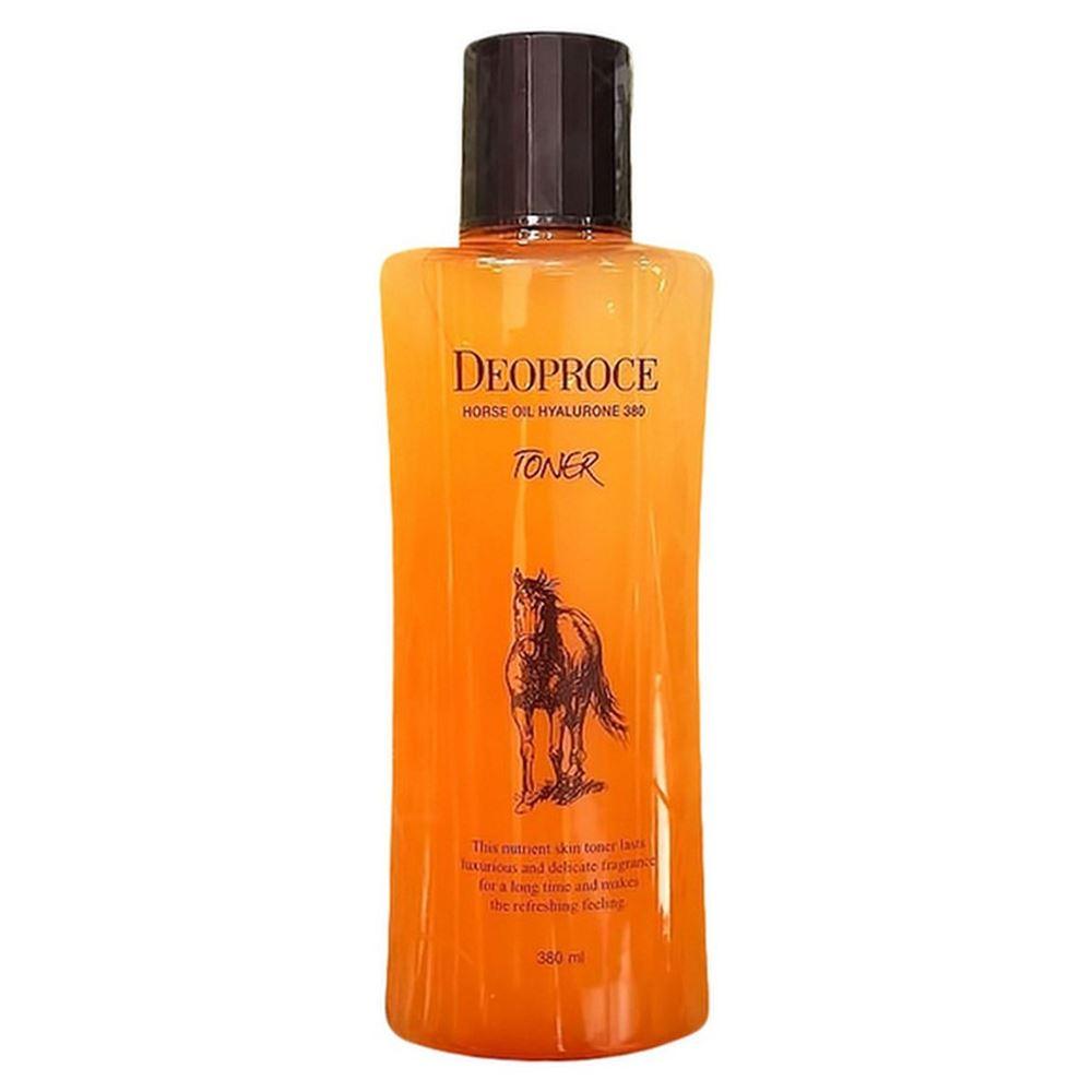 Тоник Deoproce Horse Oil Hyalurone Toner пенка deoproce horse oil hyalurone cleansing foam