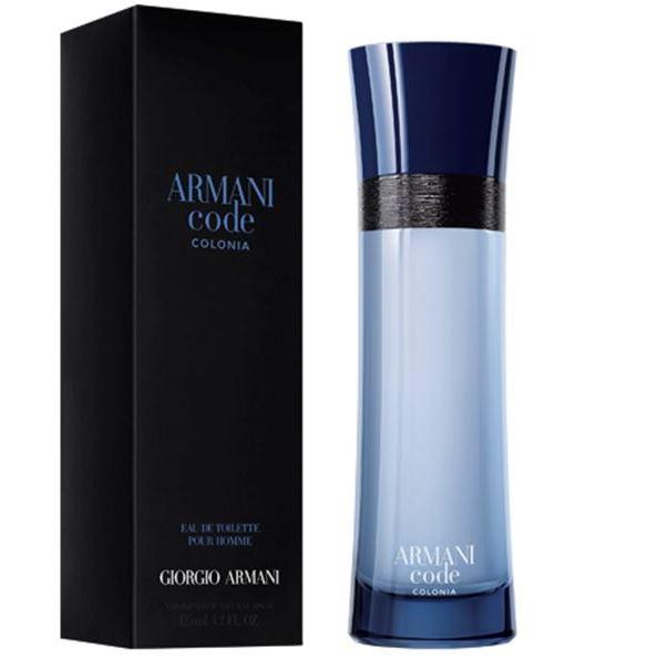 Туалетная вода Giorgio Armani Armani Code Colonia 75 мл недорого