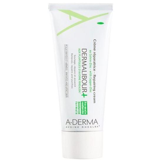 Крем A-Derma Repairing Cream 50 мл крем uriage bariederm insulating repairing hand cream 50 мл