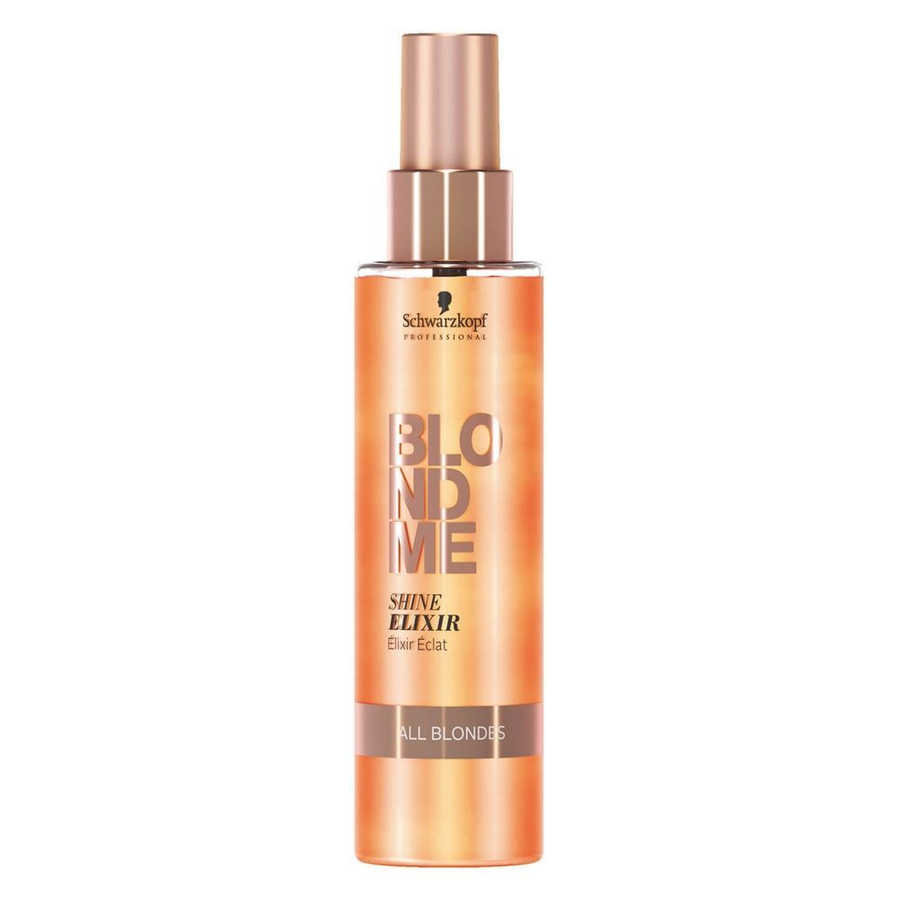 Сыворотка Schwarzkopf Professional Shine Elixir 150 мл гель schwarzkopf professional 3 strong control g force texture 150 мл