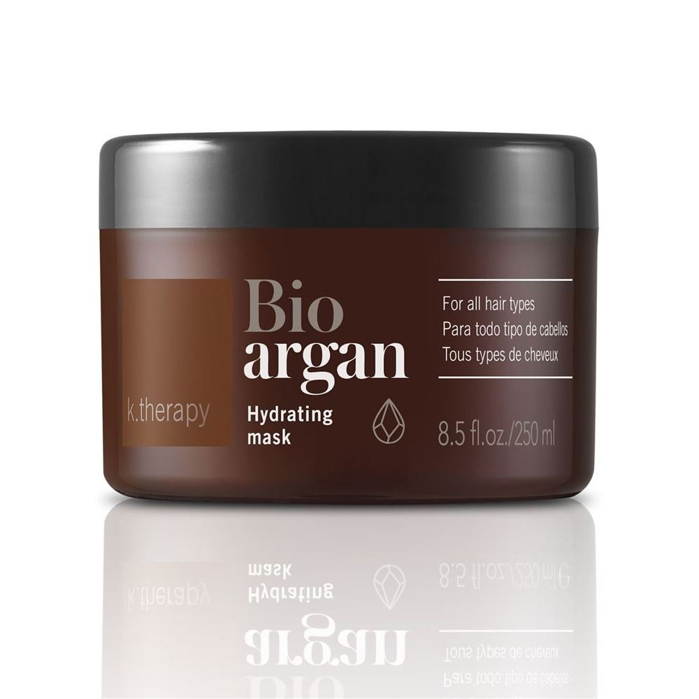 Маска LakMe K.Therapy Bio-Argan Hydrating Mask увлажняющая маска для кончиков волос