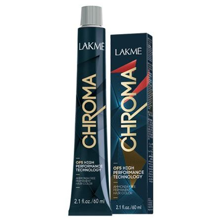Краска для волос LakMe Chroma Ammonia Free Permanent Hair Color (9/60)