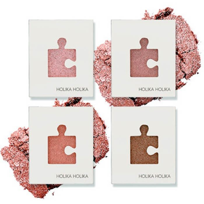 Тени для век Holika Holika Piece Matching Shadow Glitter (GRD01 Red Sugar) тени holika holika holika holika ho009lwthj61