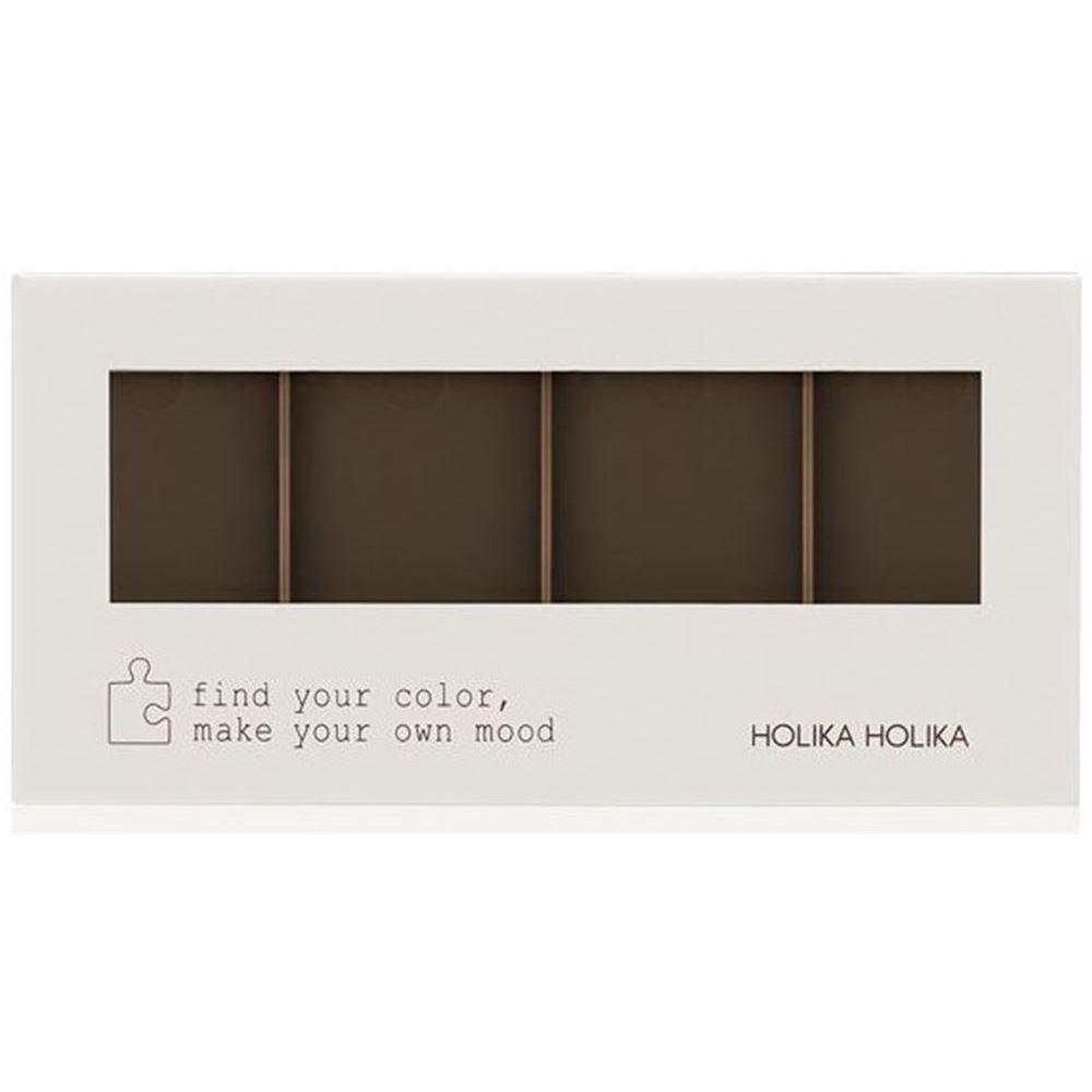 Сопутствующие товары Holika Holika Piece Matching Shadow Palette Case (1 шт) holika holika feathery mini angle brush 1 шт