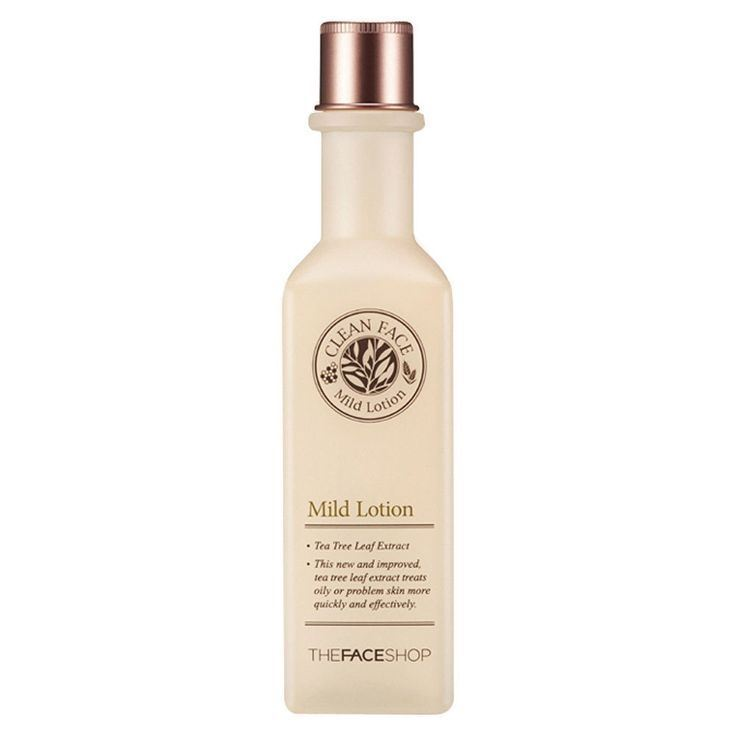 Лосьон The Face Shop Clean Face Mild Lotion 130 мл лосьон matis face lotion