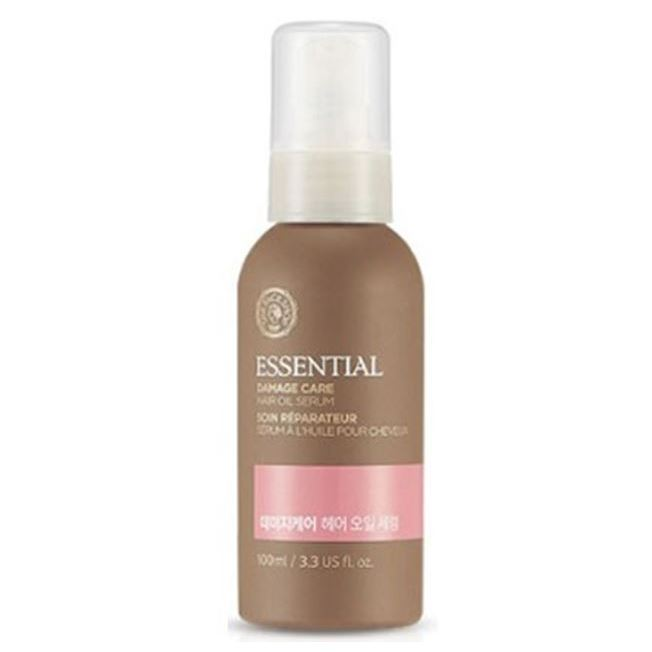 Сыворотка The Face Shop Essential Damage Care Hair Oil Serum эмульсия the face shop olive essential emulsion