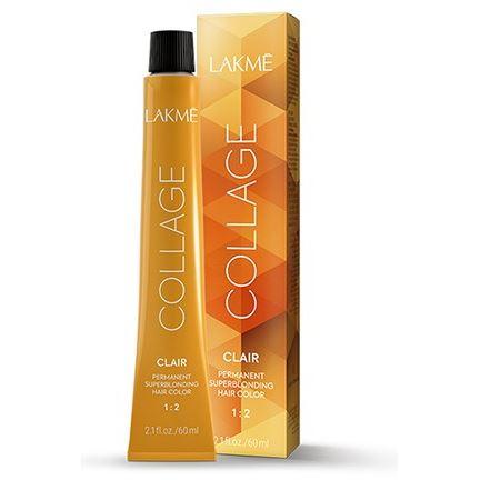 Краска для волос LakMe Collage Clair  (12/63) lakme краска для волос 8 34 блондин золотисто медный lakme chroma chroma 78341 60 мл
