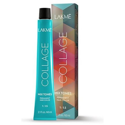 все цены на Краска для волос LakMe Collage Mix Tones (0/70)
