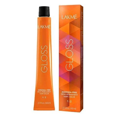 Краска для волос LakMe Gloss Color Rinse (9/60) lakme краска для волос 8 34 блондин золотисто медный lakme chroma chroma 78341 60 мл