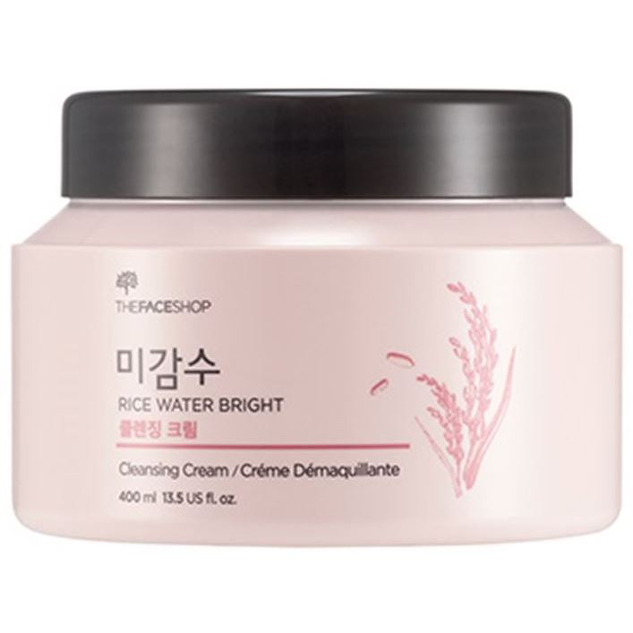Крем The Face Shop Rice Water Bright Cleansing Cream 200 мл the yeon yo woo cream крем для лица осветляющий 100 мл