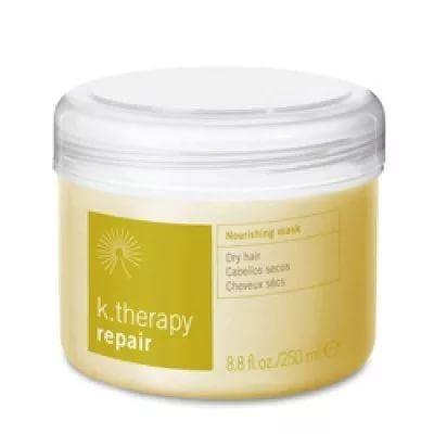 Маска LakMe Repair Nourishing Mask Dry Hair 250 мл sea of spa маска питательная восстанавливающая для сухих окраш волос с маслом арганы и ши 500 мл