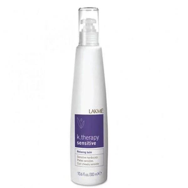 Бальзам LakMe Sensitive Relaxing Balm Sensitive Hair&Scalp lakme шампунь успокаивающий для чувствительной кожи головы и волос lakme k therapy sensitive relaxing shampoo hair and scalp 43112 300 мл