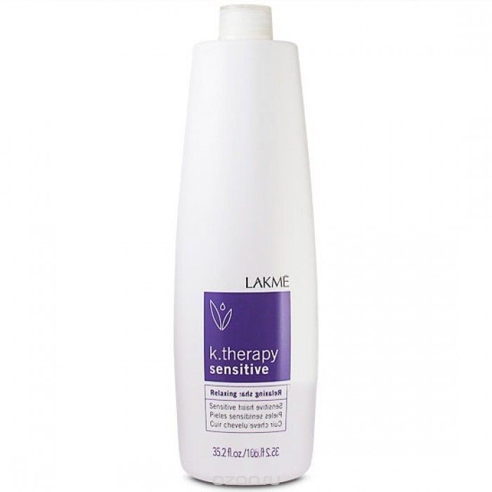 Шампунь LakMe Sensitive Relaxing Shampoo Sensitive Hair&Scalp 300 мл шампунь sim sensitive volume shampoo fine color treated heir 300 мл
