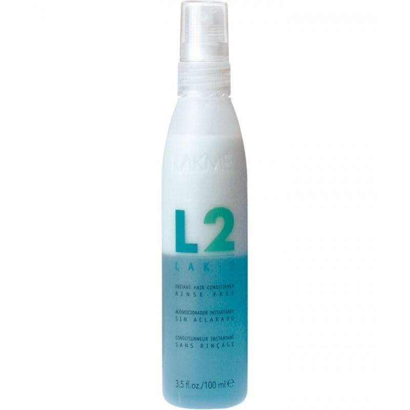 Кондиционер LakMe Lak-2 Instant Hair Conditioner 300 мл сoncept live hair бальзам для окрашенных волос highlight targeting conditioner 300 мл