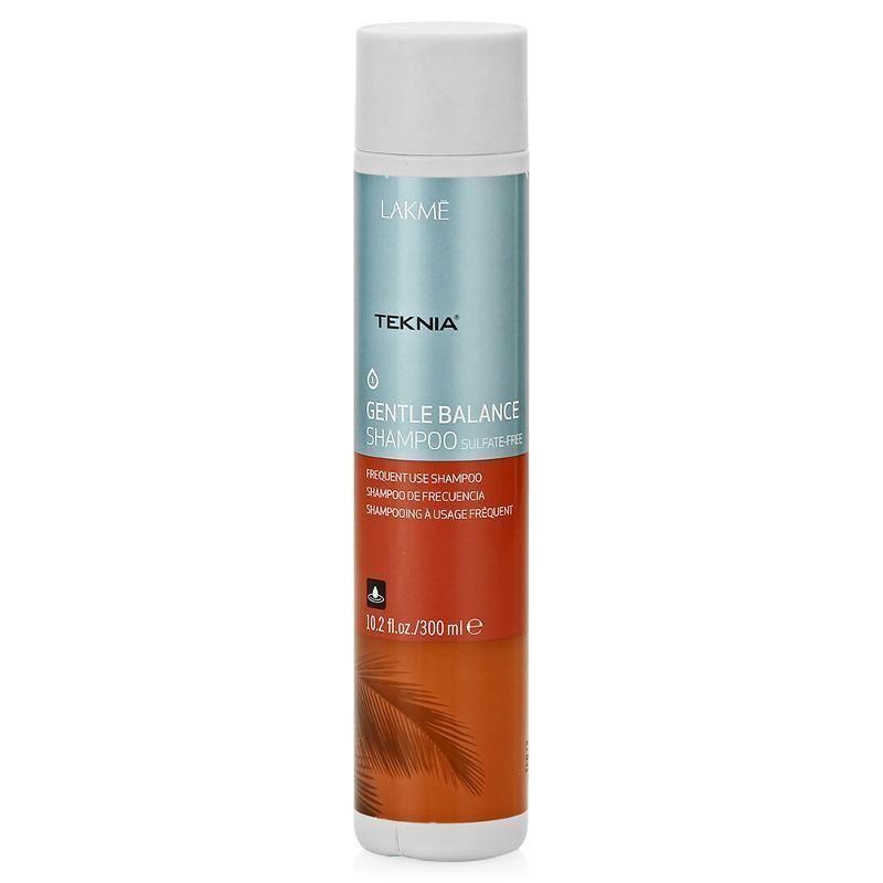 Шампунь LakMe Gentle Balance Sulfate-free Shampoo  300 мл шампунь для волос мягкий для ежедневного применения шунгит 300 мл