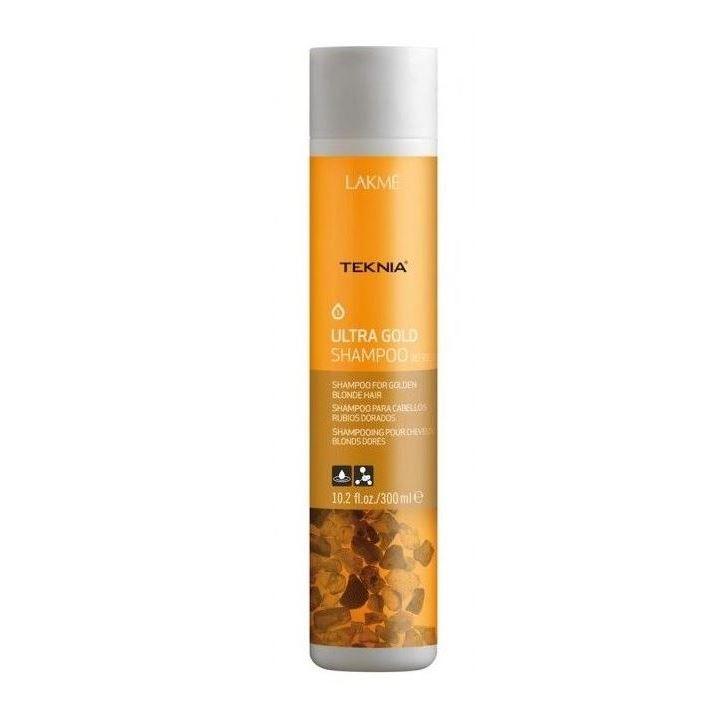 цена на Шампунь LakMe Ultra Gold Shampoo