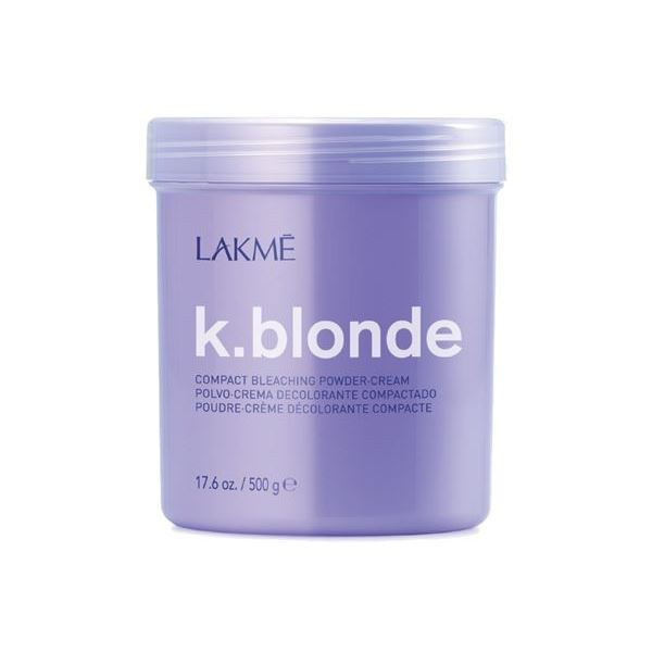 Краска для волос LakMe K.Blonde Compact Bleaching Powder Cream (500 г)