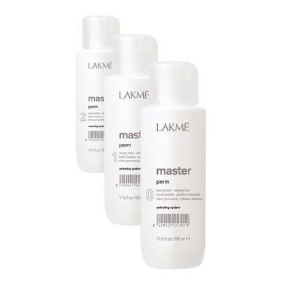 Лосьон LakMe Master Perm Selecting System Waving Lotion (System 2)