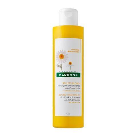 Ополаскиватель Klorane Ополаскиватель, усиливающий сияние светлых волос с Ромашкой cb12 ополаскиватель в аптеке